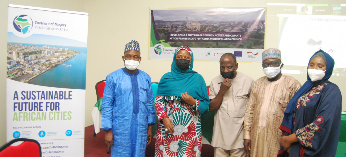 Abuja in Nigeria kick starts planning for enhanced climate resilience and improved access to energy