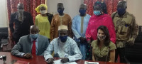 Four mayors in Mali have come together to intensify efforts for the sustainable development of their cities