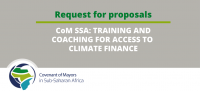 Announcement: Request for proposals