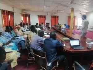LOCATION: Bamako, Mali 13/12/2019
